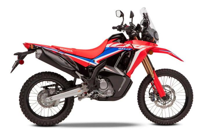 2021 Honda CRF300L Rally Studio
