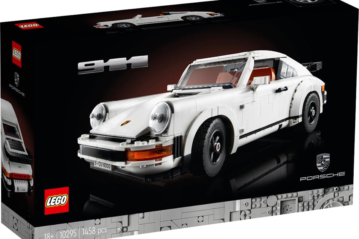 lego creator porsche 911 turbo targa set box
