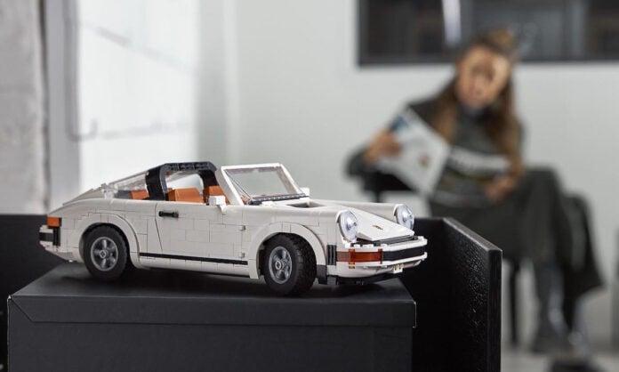 lego creator porsche 911 turbo targa set