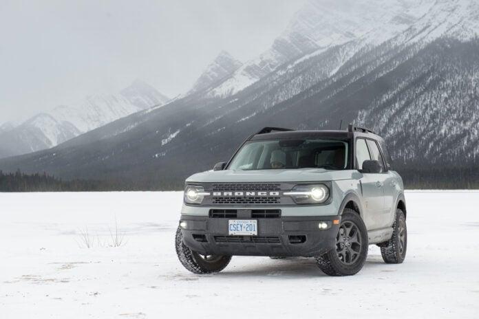 2021 Ford Bronco Sport Badlands amee reehal