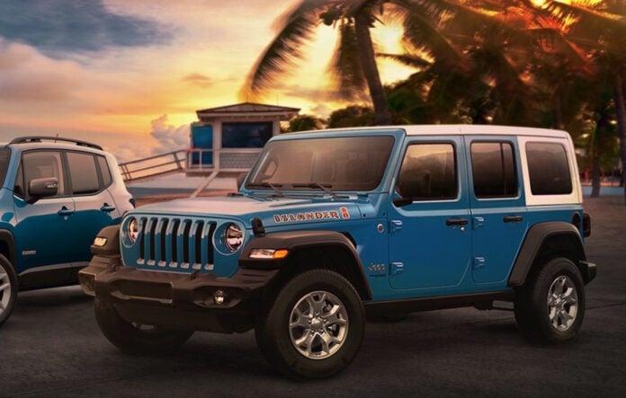 2021 Jeep Wrangler Islander