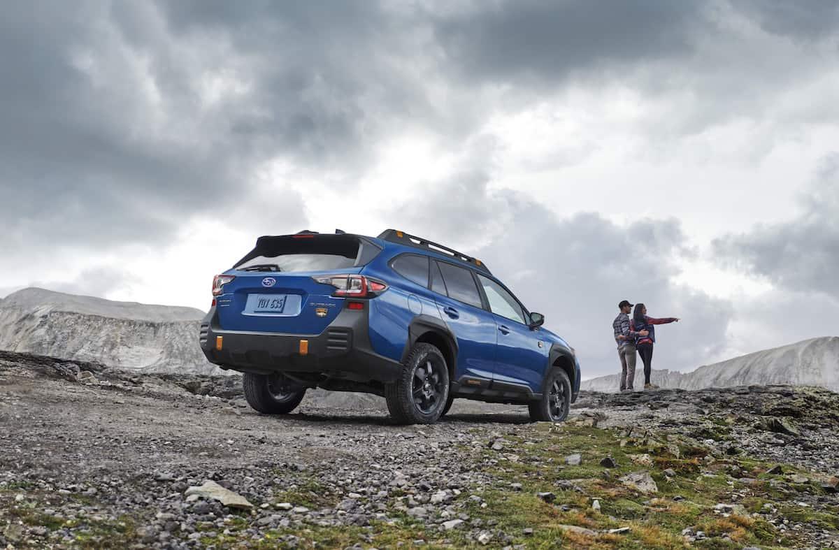 2022 Subaru Outback Wilderness SUV 10