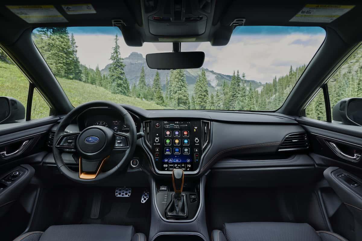 2022 Subaru Outback Wilderness SUV 12