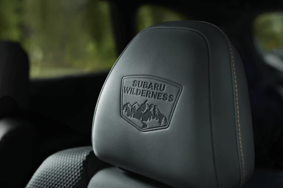 2022 Subaru Outback Wilderness SUV 15