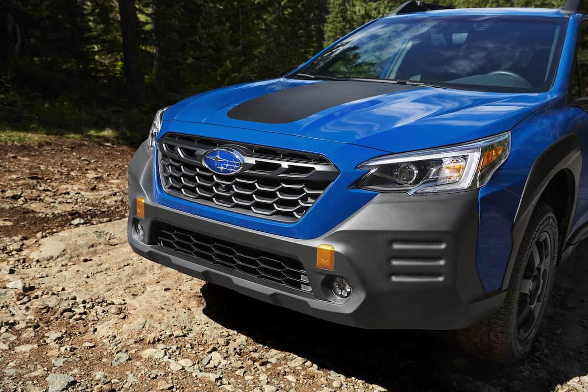 2022 Subaru Outback Wilderness SUV 19