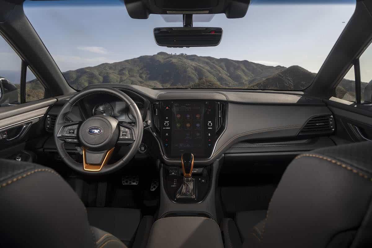 2022 Subaru Outback Wilderness SUV 24