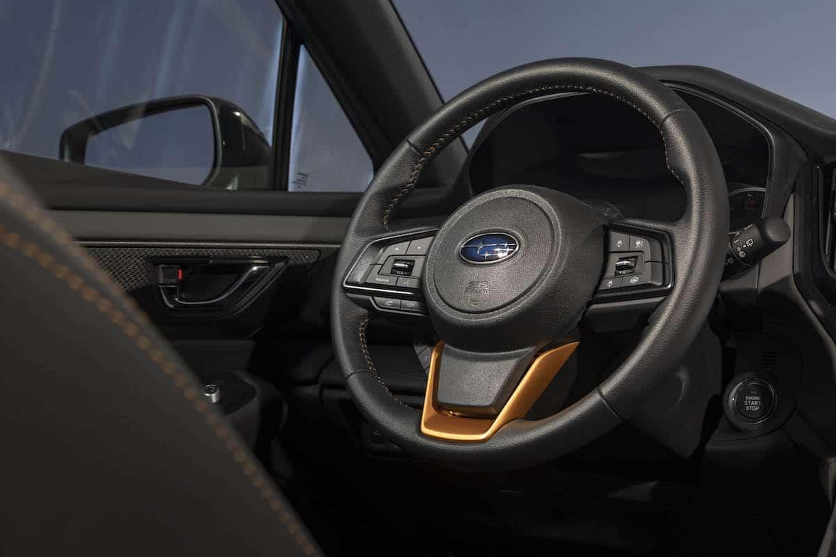 2022 Subaru Outback Wilderness SUV 25