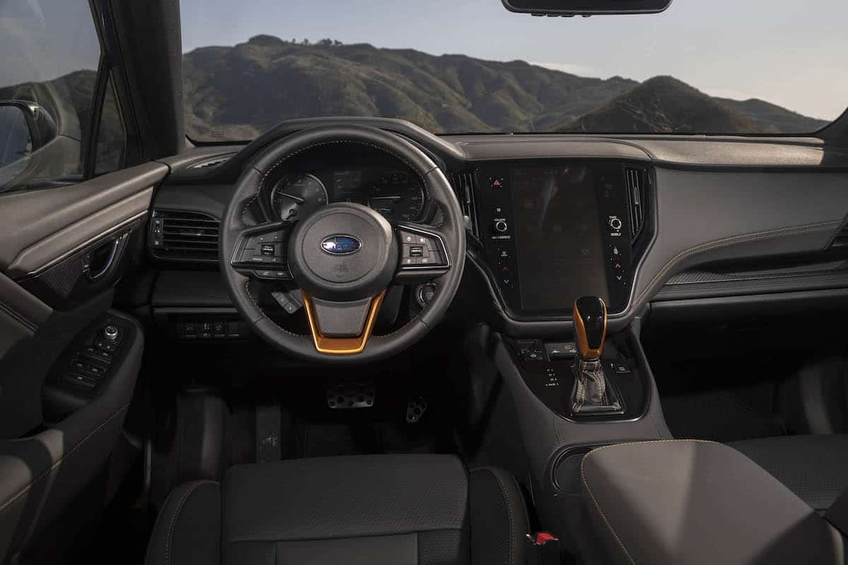 2022 Subaru Outback Wilderness SUV 26