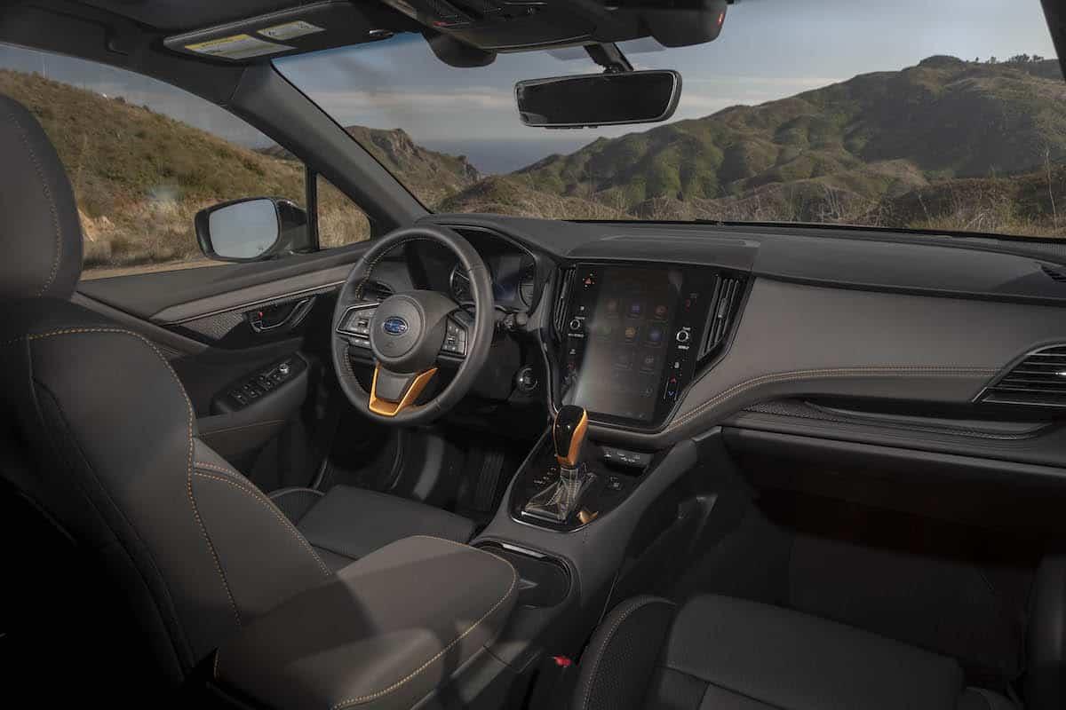 2022 Subaru Outback Wilderness SUV 28