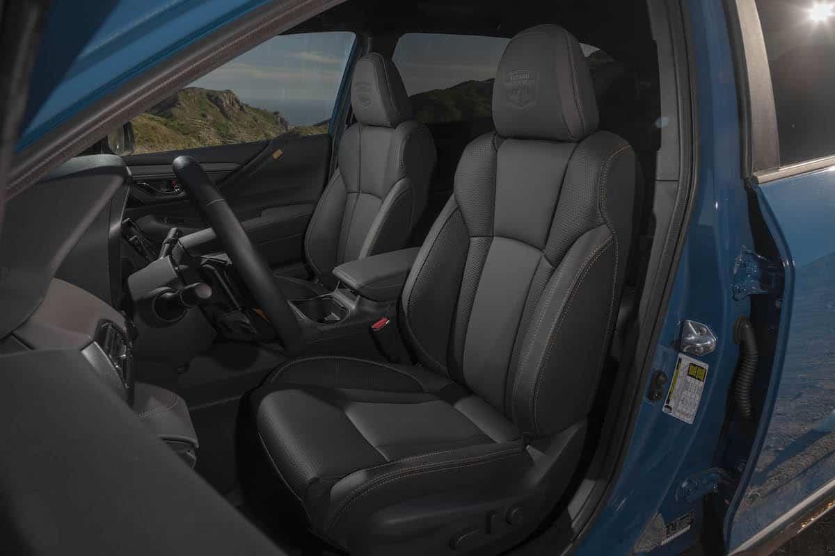 2022 Subaru Outback Wilderness SUV 33