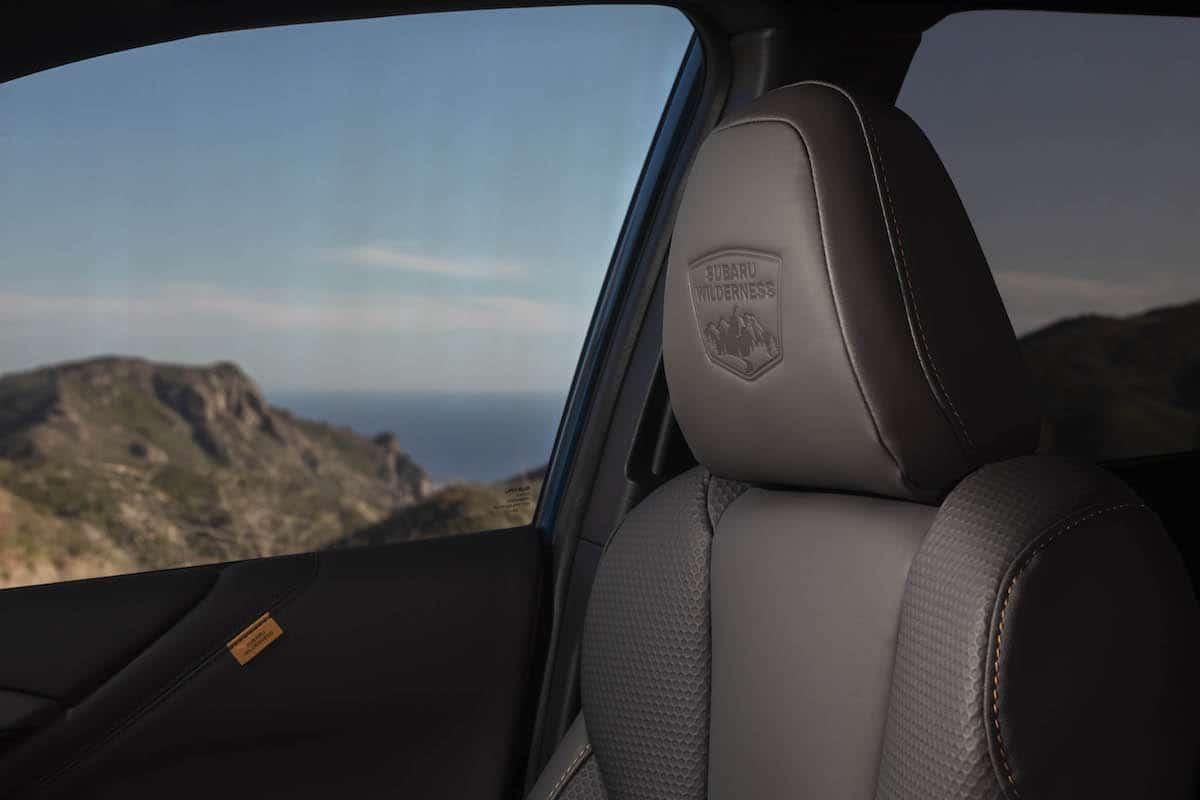 2022 Subaru Outback Wilderness SUV 34
