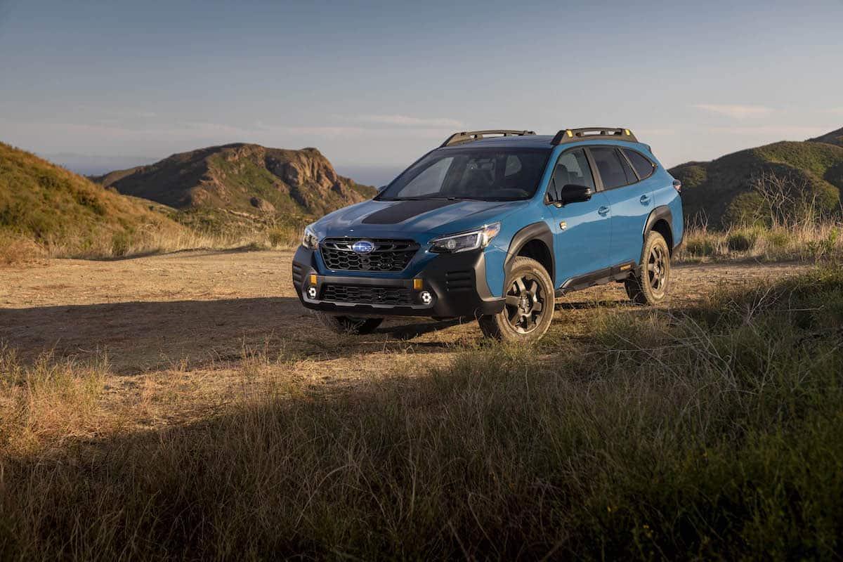 2022 Subaru Outback Wilderness SUV 38