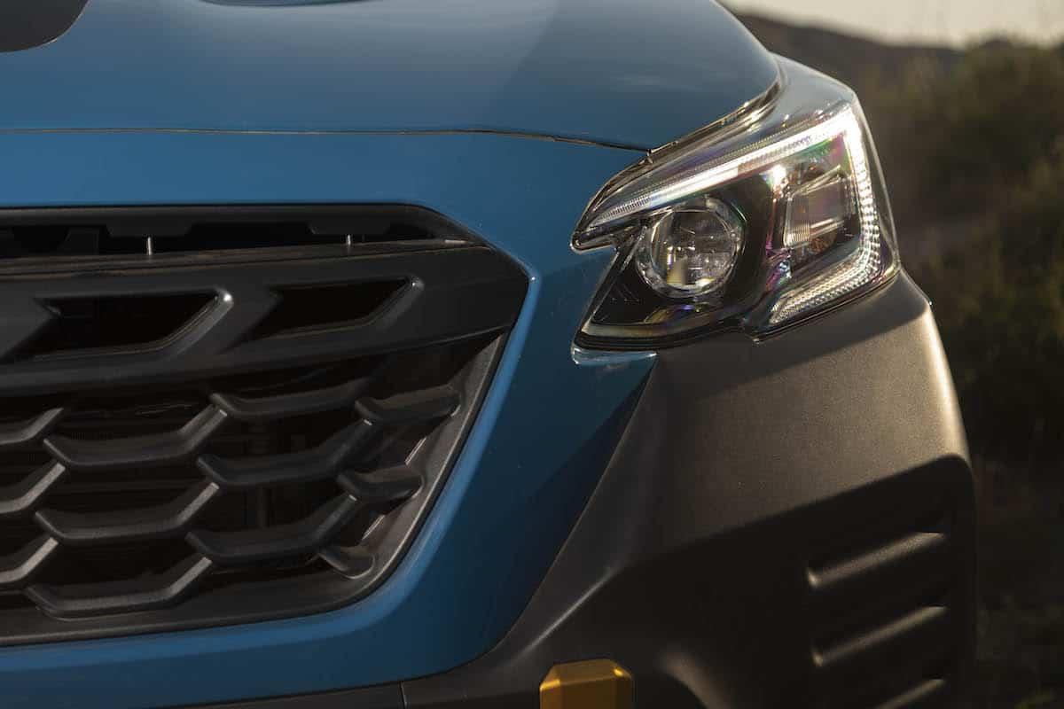 2022 Subaru Outback Wilderness SUV 39