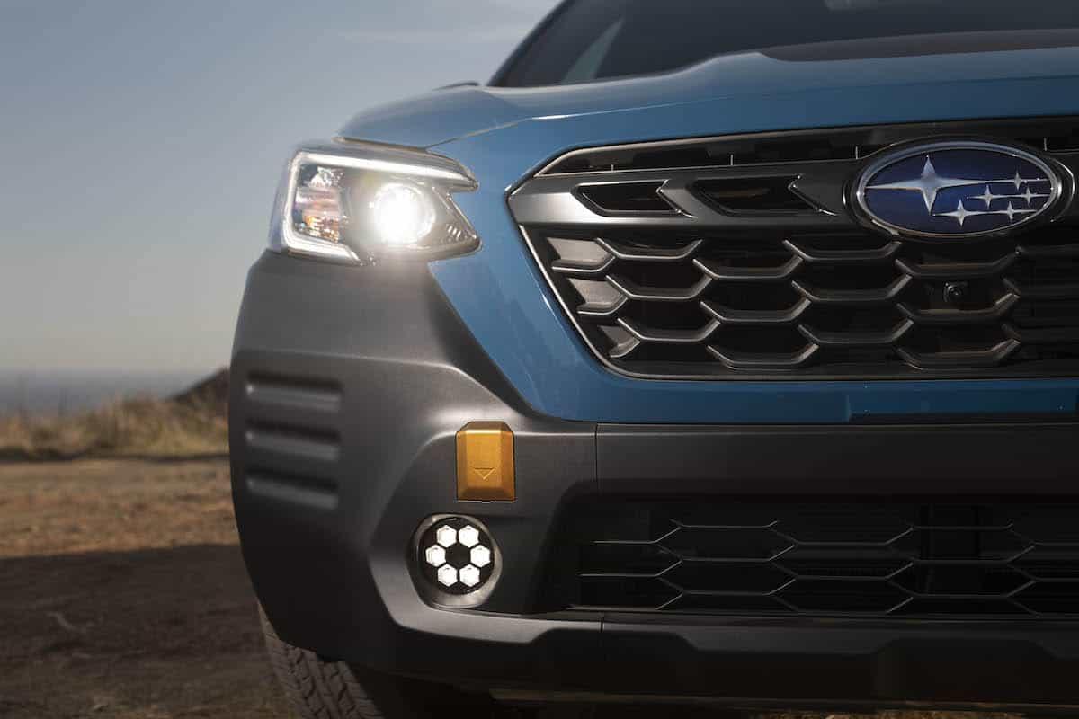 2022 Subaru Outback Wilderness SUV 41