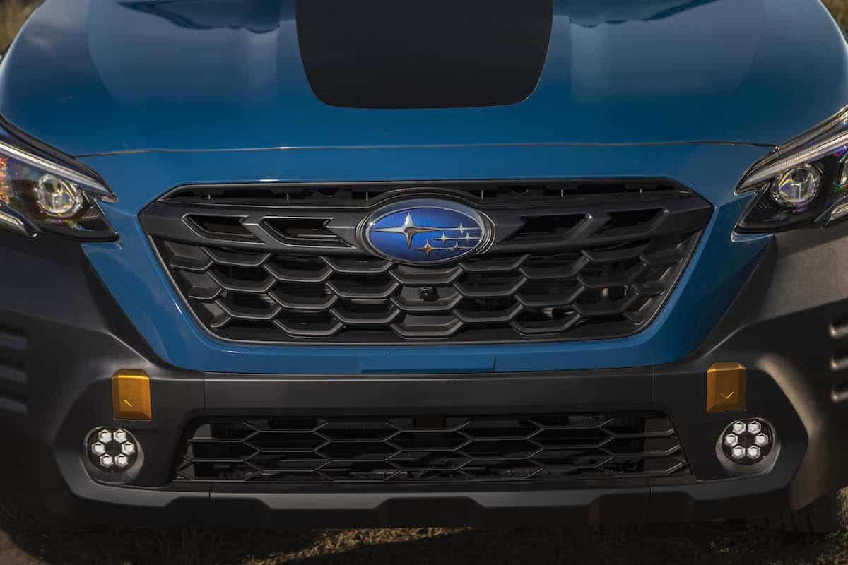 2022 Subaru Outback Wilderness SUV 43