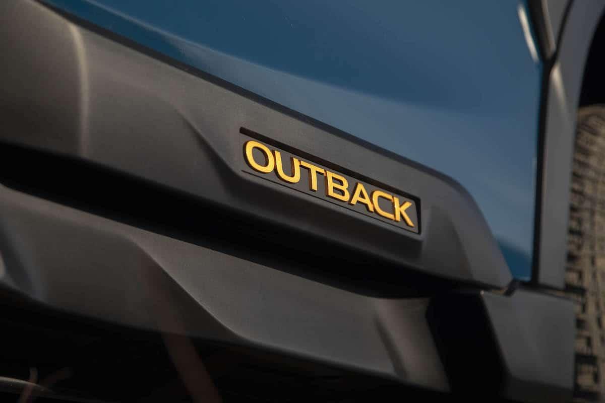 2022 Subaru Outback Wilderness SUV 45
