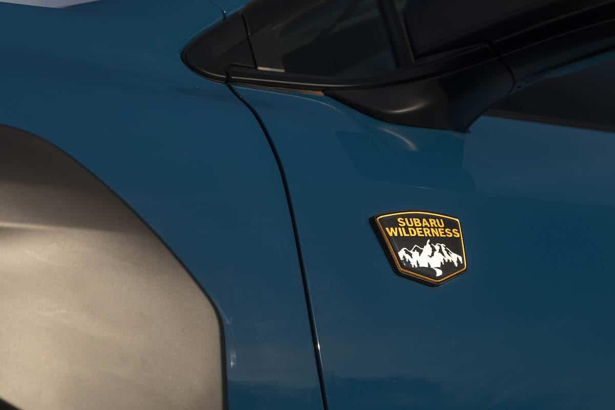 2022 Subaru Outback Wilderness SUV 46