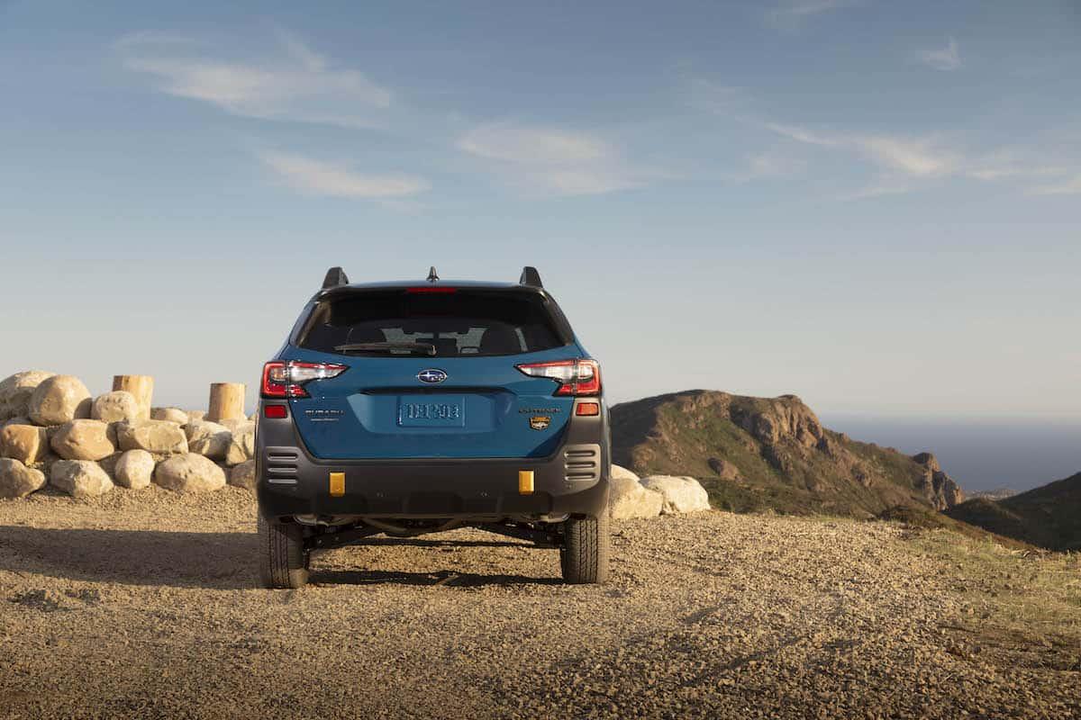 2022 Subaru Outback Wilderness SUV 50