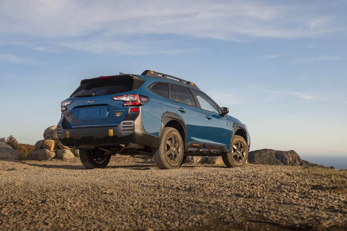 2022 Subaru Outback Wilderness SUV 51