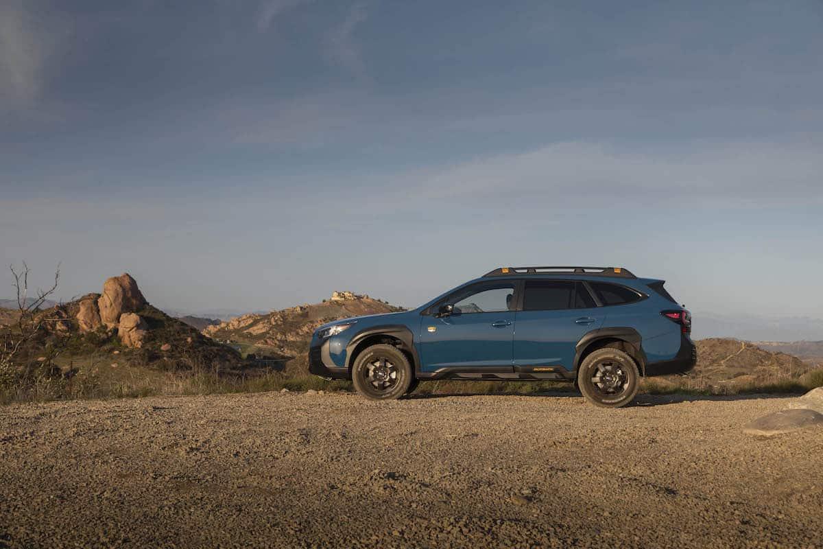 2022 Subaru Outback Wilderness SUV 54