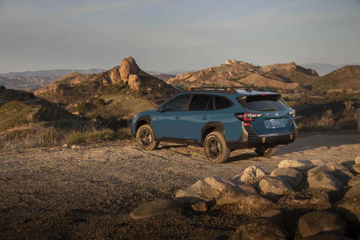 2022 Subaru Outback Wilderness SUV 57