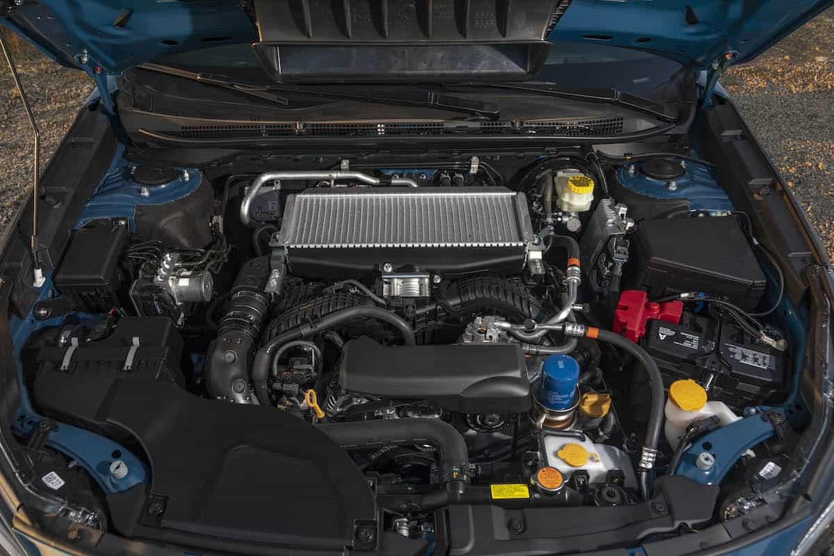 2022 Subaru Outback Wilderness SUV 59