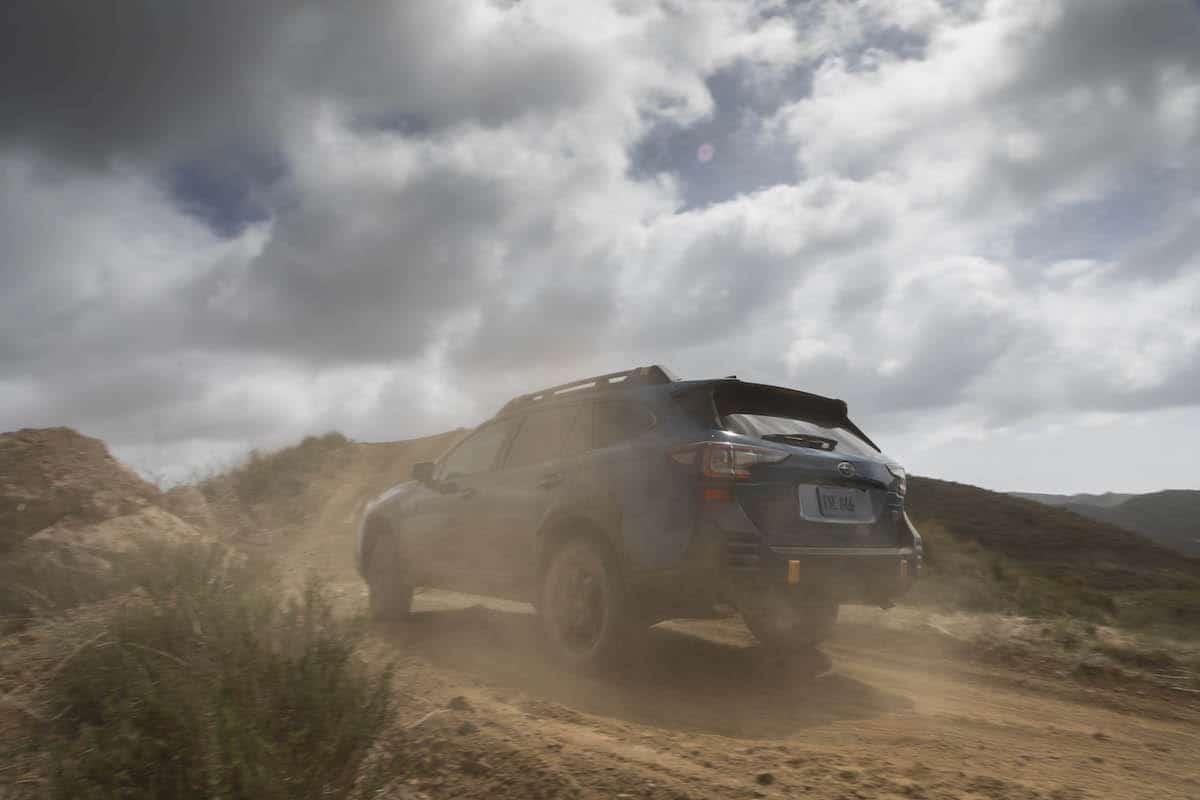 2022 Subaru Outback Wilderness SUV 62