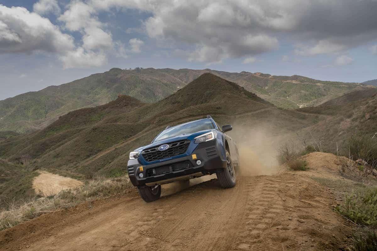 2022 Subaru Outback Wilderness SUV 64