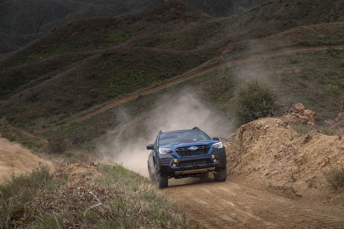 2022 Subaru Outback Wilderness SUV 65