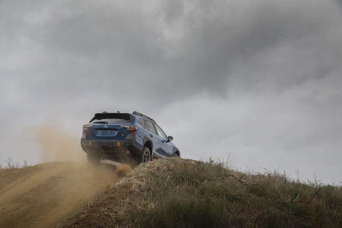 2022 Subaru Outback Wilderness SUV 66