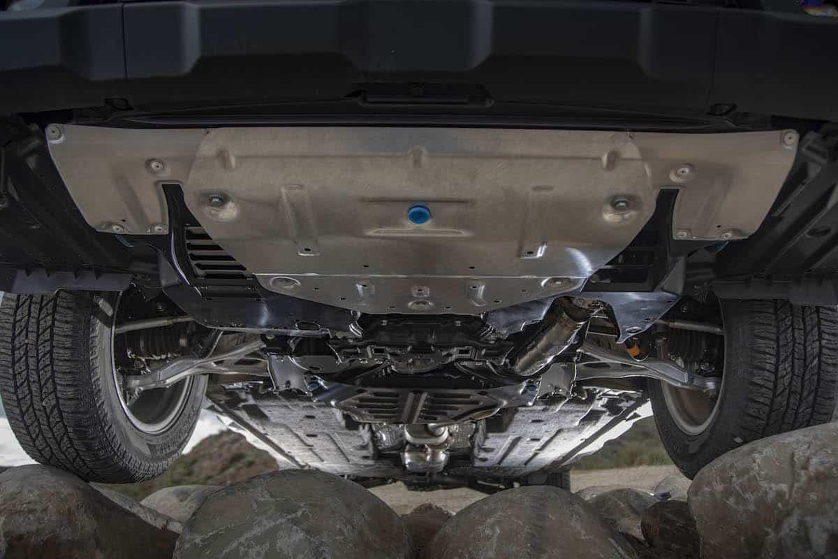 2022 Subaru Outback Wilderness SUV 67