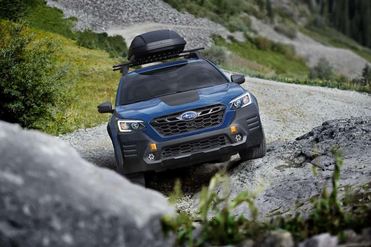 2022 Subaru Outback Wilderness SUV 8