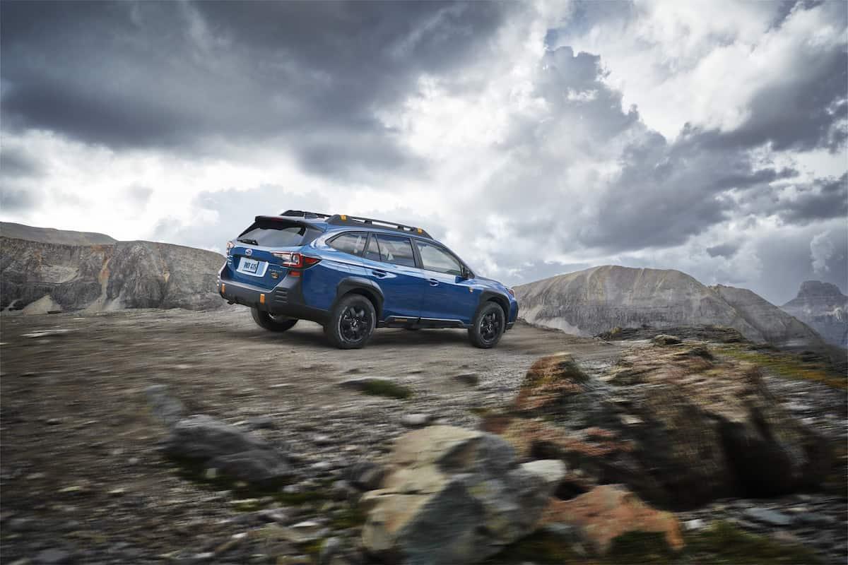 2022 Subaru Outback Wilderness SUV 9
