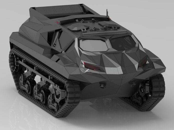 storm mpv tactical vehicle