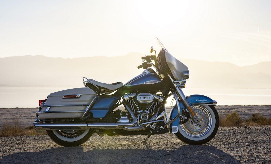 2021 Harley-Davidson Electra Glide Revival sideview