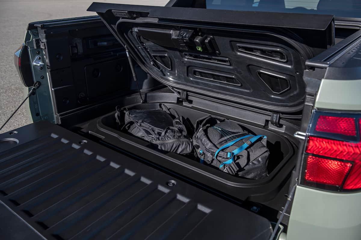 2022 Hyundai Santa Cruz truck 7