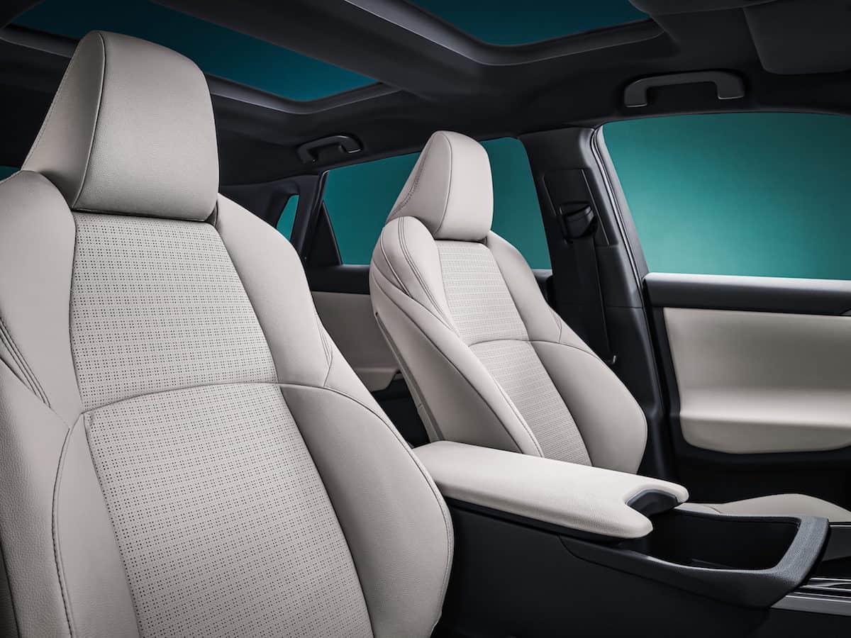 Toyota bZ4X SUV Concept 8