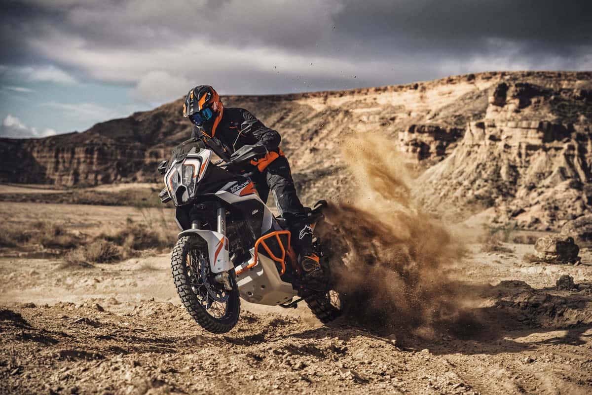 2022 KTM 1290 Super Adventure R