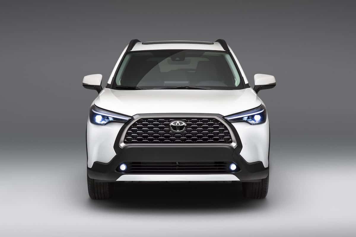 2022 Toyota Corolla Cross 4