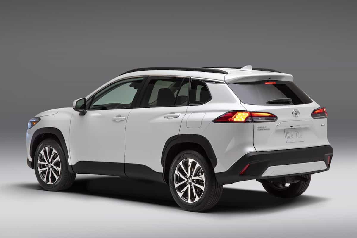 2022 Toyota Corolla Cross 6