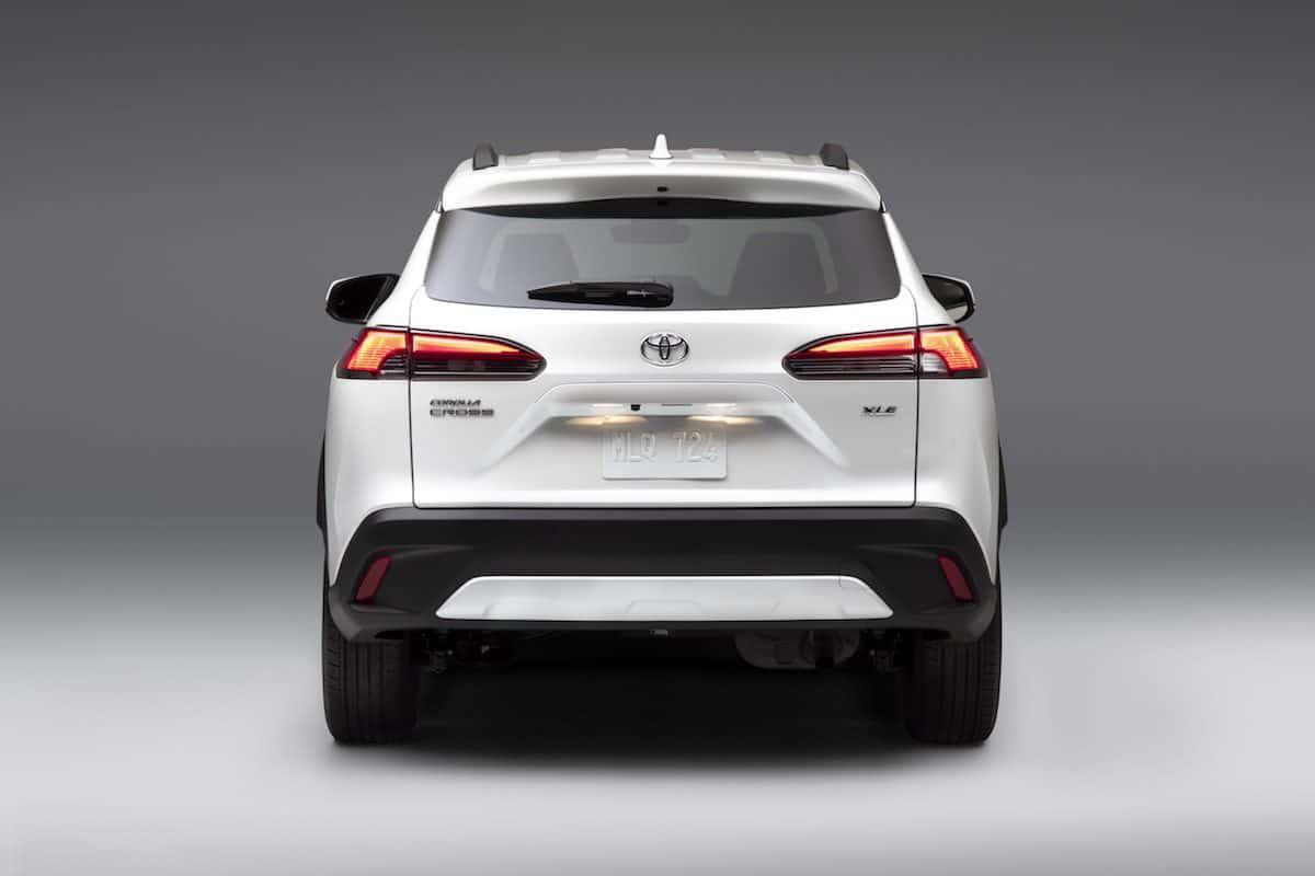 2022 Toyota Corolla Cross 7