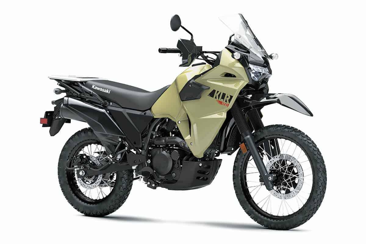 2022 Kawasaki KLR650 1