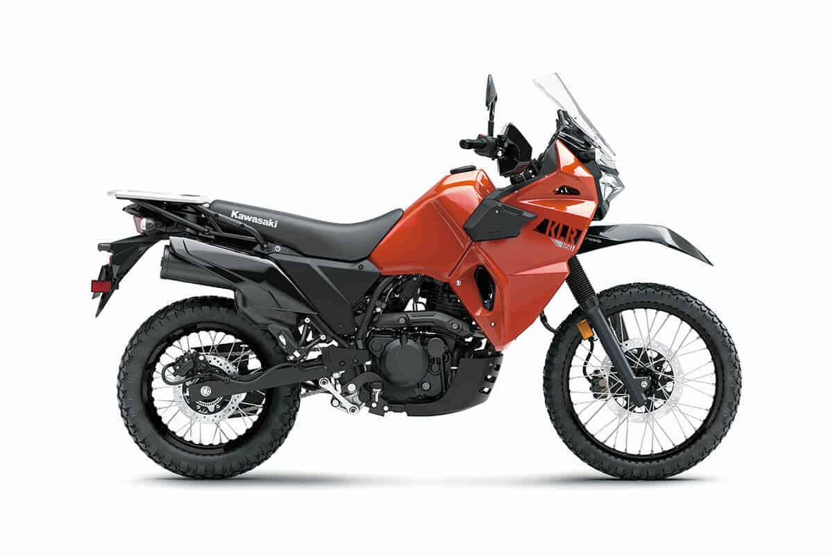 2022 Kawasaki KLR650 10