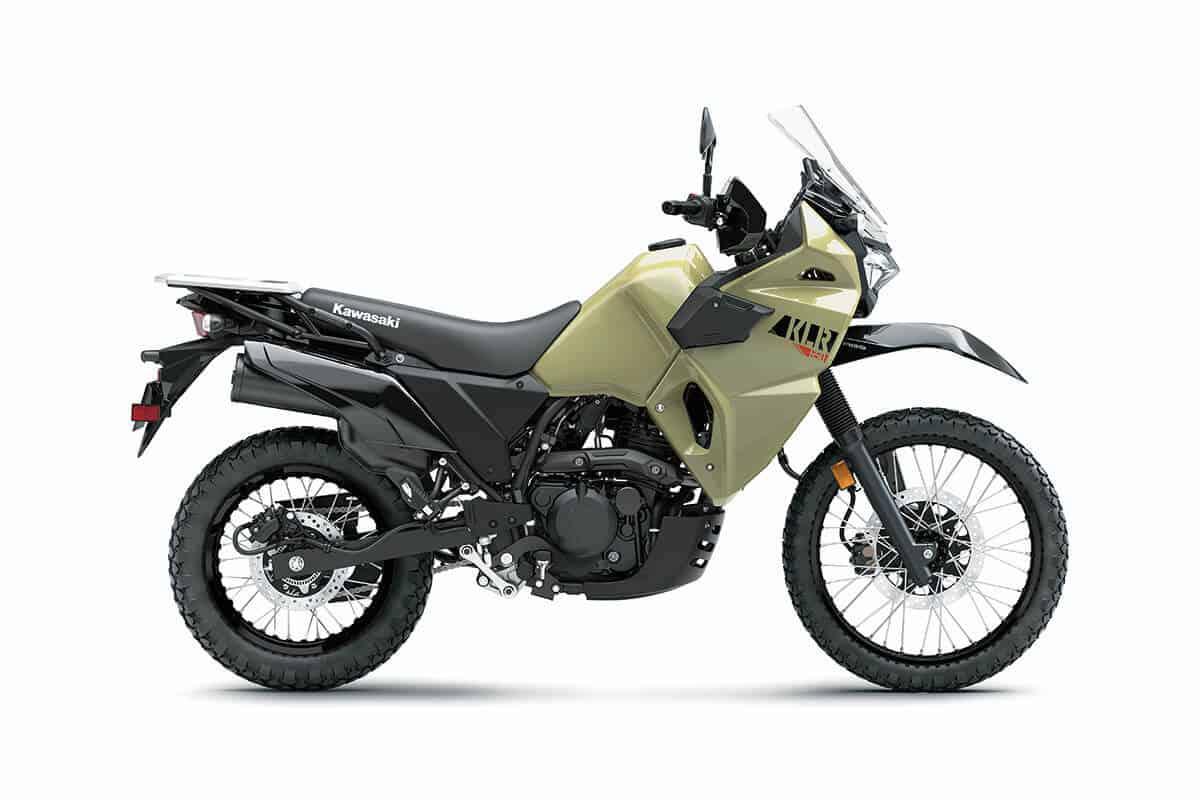 2022 Kawasaki KLR650 11