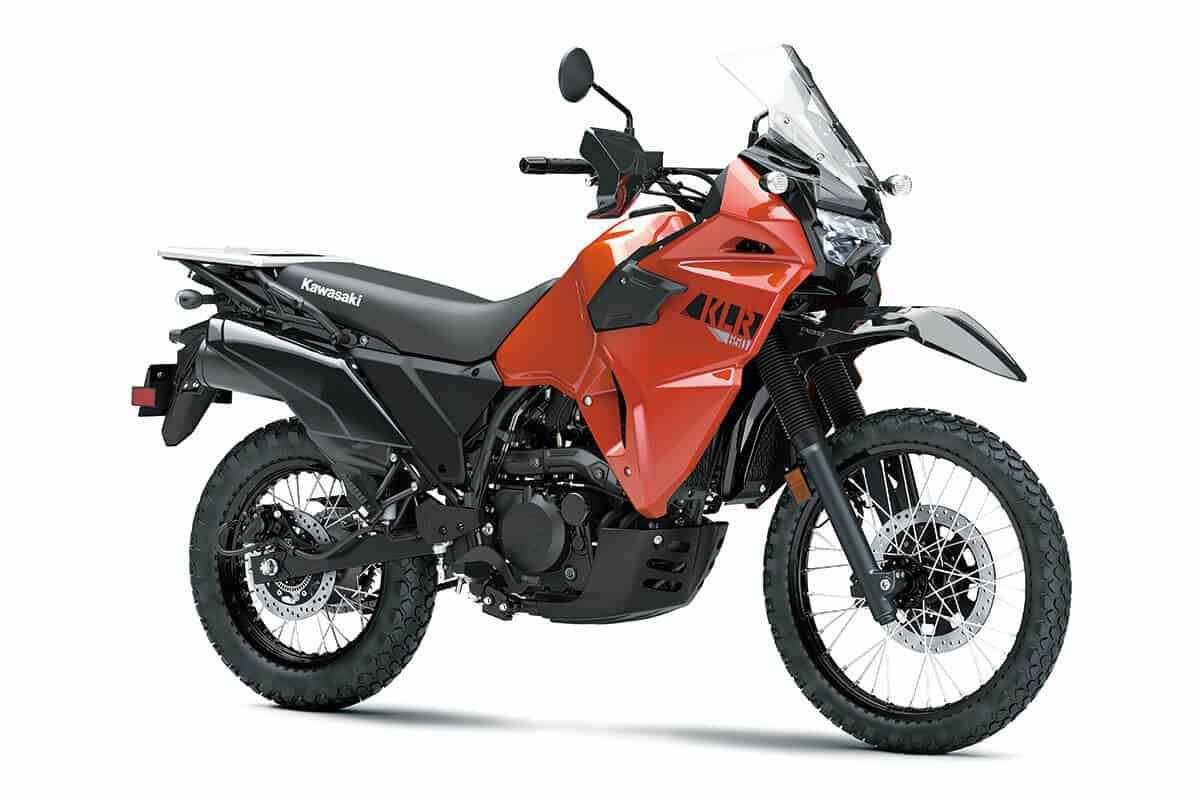 2022 Kawasaki KLR650 2