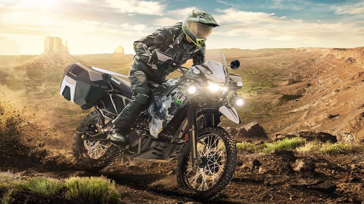 2022 Kawasaki KLR650 5