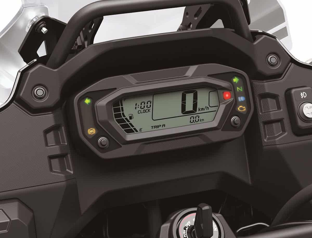 2022 Kawasaki KLR650 7